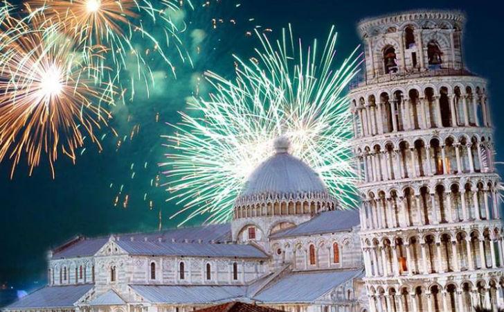Capodanno 2015 Pisa eventi