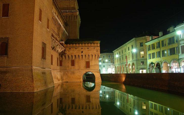 Capodanno 2015 in castello a Ferrara