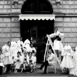 Christian Dior fonda la maison a parigi prima Boutique