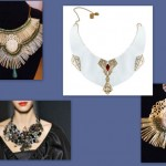 Tendenze moda feste collana oversize come abbinarla