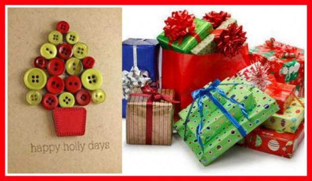 Natale 2014 fai da te come fare un pacchetto regalo for Pacchetti garage fai da te