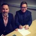 Elton John ha sposato David Furnish (FOTO)