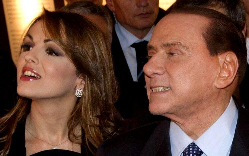 Francesca Pascale e Silvio Berlusconi gossip