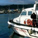 Peschereccio affondato a San Benedetto del Tronto