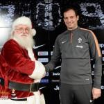 Allegri tecnico della Juventus