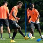 Coman della Juventus