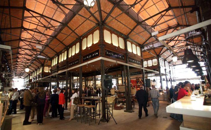 Madrid mercadosanmiguel