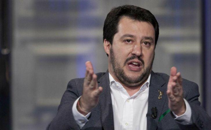 Matteo Salvini sfuda Matteo Renzi ad un faccia faccia in televisione