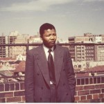 Nelson Mandela in 1953