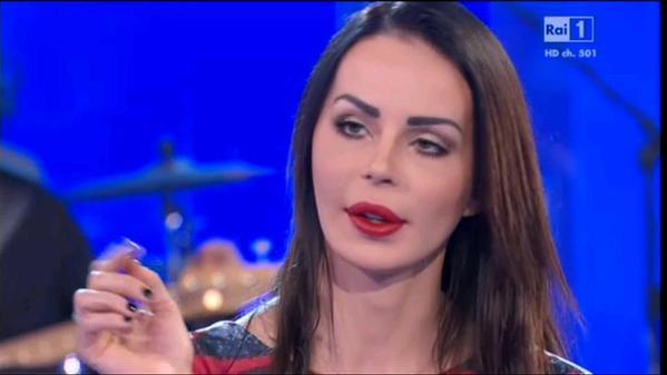 lite Nina Moric Paola Perego