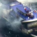 Norman Atlantic 7 vittime