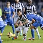 Giovinco della Juventus