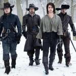 The Musketeers su Italia1