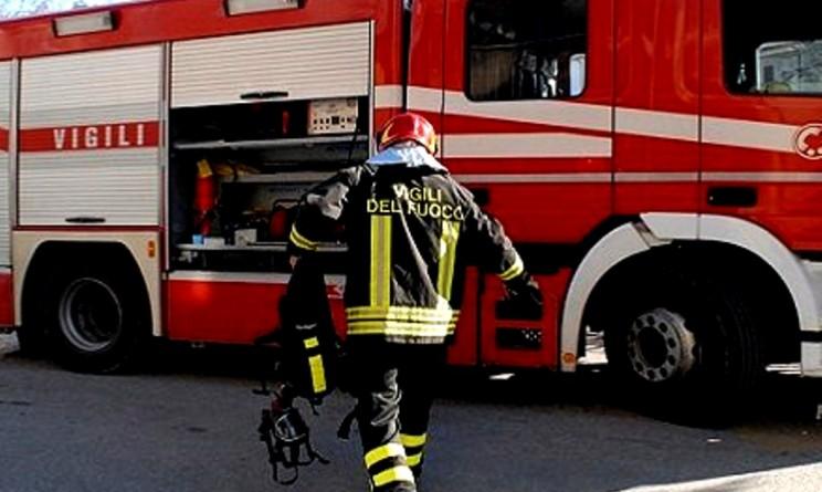 foggia recuperata auto con cadavere