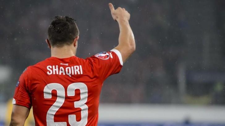Xherdan Shaqiri piace alla Juventus