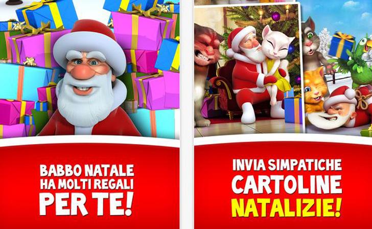 applicazioni smartphone per Natale
