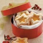 Regali culinari biscotti natalizi