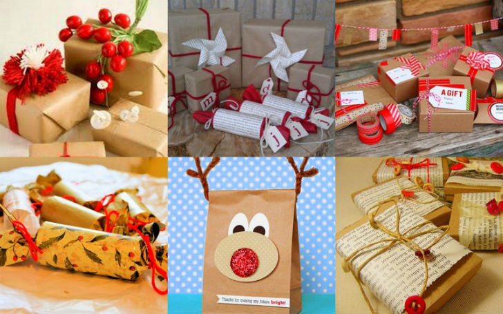 Confezioni regalo fai da te natale 2014 come for Idee per un regalo originale