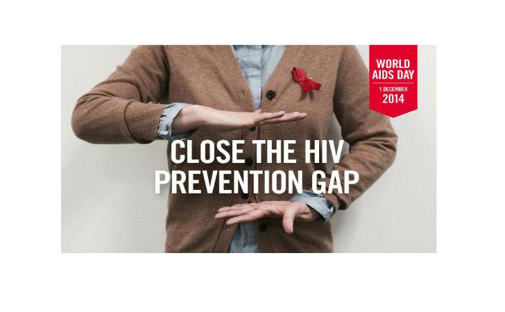 giornata mondiale contro l'aids 2014