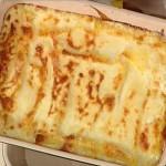 lasagne con verdure la prova del cuoco ricetta