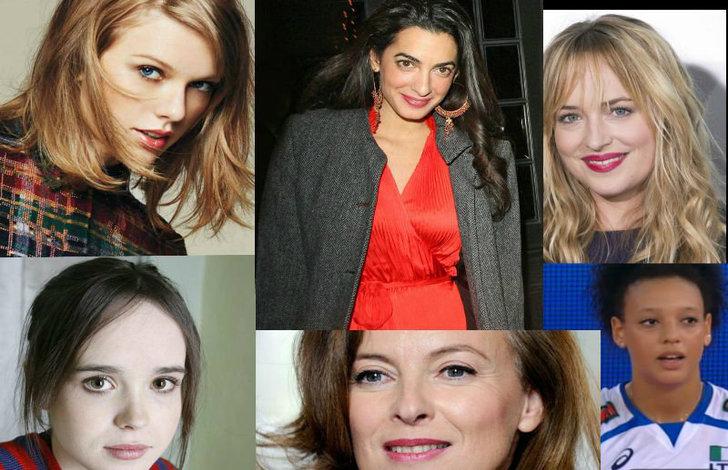 donne dell'anno 2014