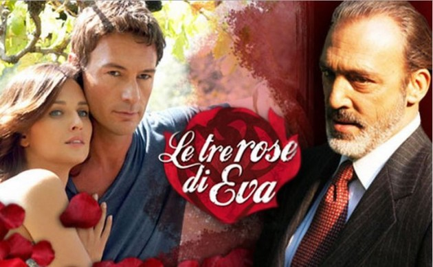 anticipazioni fiction mediaset 2015 le tre rose di eva