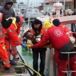 Ravenna scontro incidente navi mercantili morti dispersi