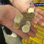 Palermo Cina denaro falso