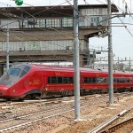 attentato terroristico nel bolognese alla linea dell'Alta Velocità