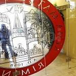 università rimini sede evacuata persone malore