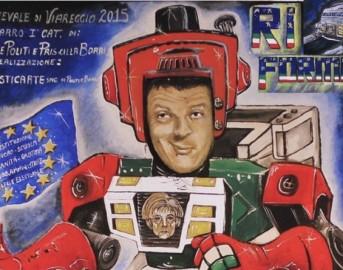 I carri del Carnevale di Viareggio 2015: bozzetti, preferenze, previsioni sui vincitori