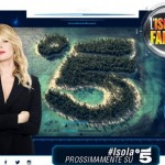 Mara Venier Isola die Famosi 2015