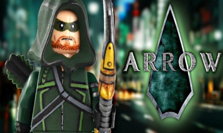 Arrow versione Lego