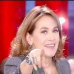 Domenica Live Barbara D'Urso el la lite con i paparazzi