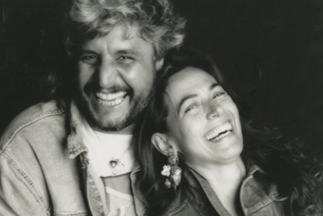 Barbara D'Urso omaggi a Pino Daniele