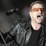 Bono Vox non potrà più suonare la chitarra