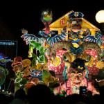 Carnevale 2015 Acireale carri allegorici