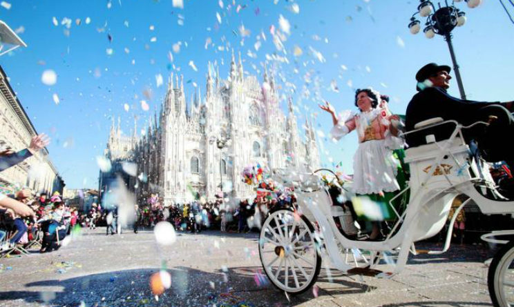 carnevale ambrosiano 2015 sfilate