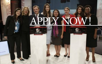 Cartier Women's Initiative Awards 2015: in palio finanziamenti a imprenditrici donne