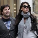 Claudia Galanti e Arnaud Mimran gossip