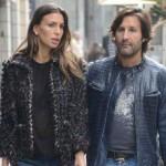 Claudia Galanti e Arnaud Mimran di nuovo vicini