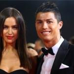 Cristiano Ronaldo e Irina love story finita