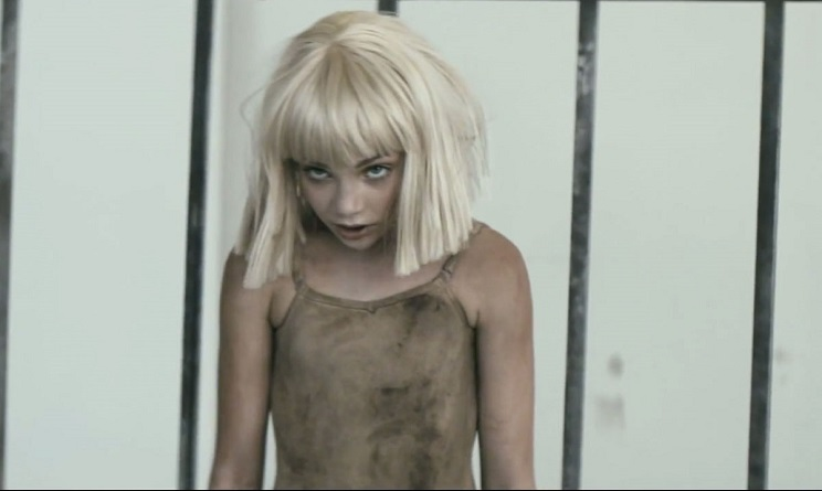 Maddie Ziegler Chandelier Video Full Sized Photo Of Sia