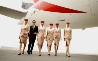 Emirates lavora con noi 2015: ecco le date degli 'assessment days' di maggio e giugno