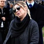 Emma Marrone piange per Pino Daniele