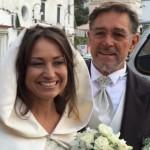 Fabio Testi si è sposato ad Anacapri
