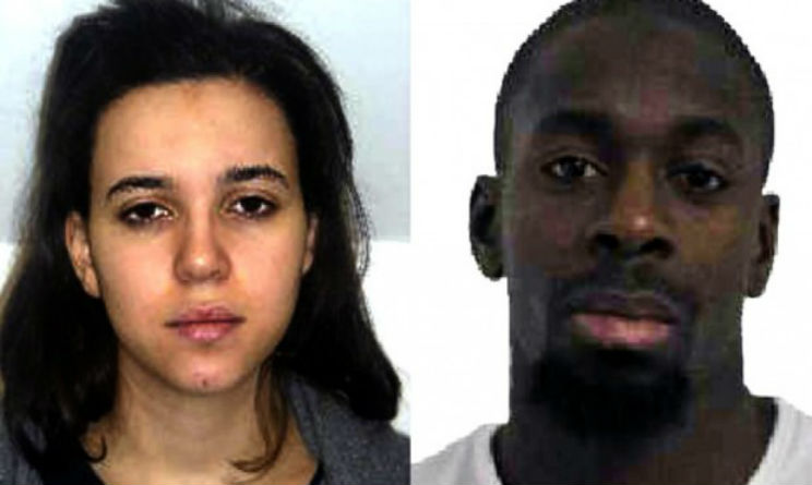 Strage di Parigi identikit donna terrorista