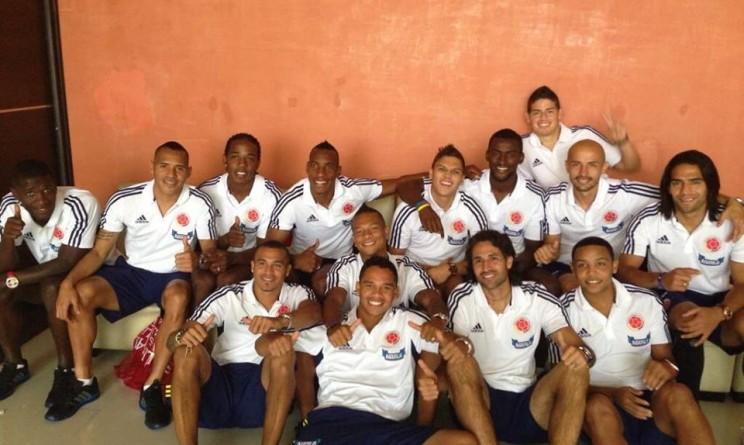 Martinez e la Nazionale colombiana
