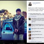 Luca Argentero in Ragion di Stato