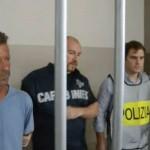 Massimo Giuseppe Bossetti Filmato dell'arresto a Quarto Grado